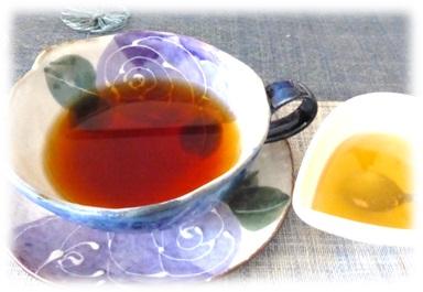 蜂蜜,ハチミツ,レモンティー,紅茶